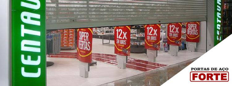 Modelos de Portas de Enrolar Automáticas