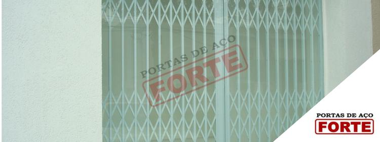 portas pantograficas