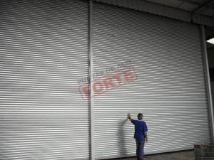 Portas de Aço Automáticas - Empresa